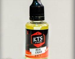 kts real cigar 30ml