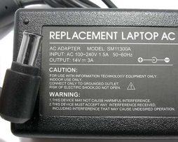 Punjac za laptop Samsung 14V/3A 6.5*4.4 pin SM11300A